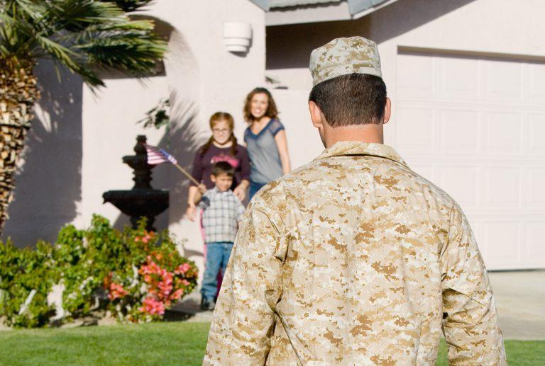 Military Crosswalk